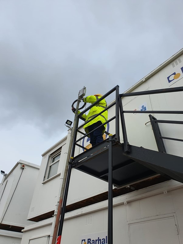 EMS beable installation