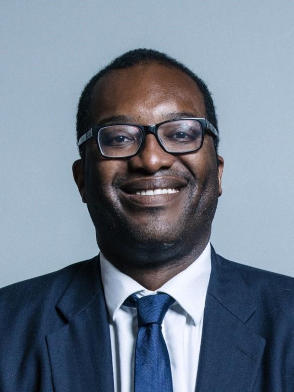 Kwasi Karteng New Construction Minister