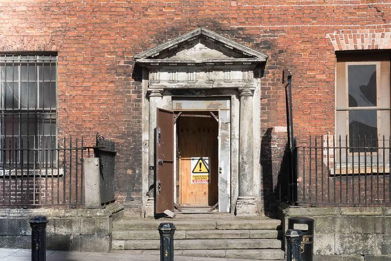 Dangerous Building Henrietta Street William Murphy via flickr