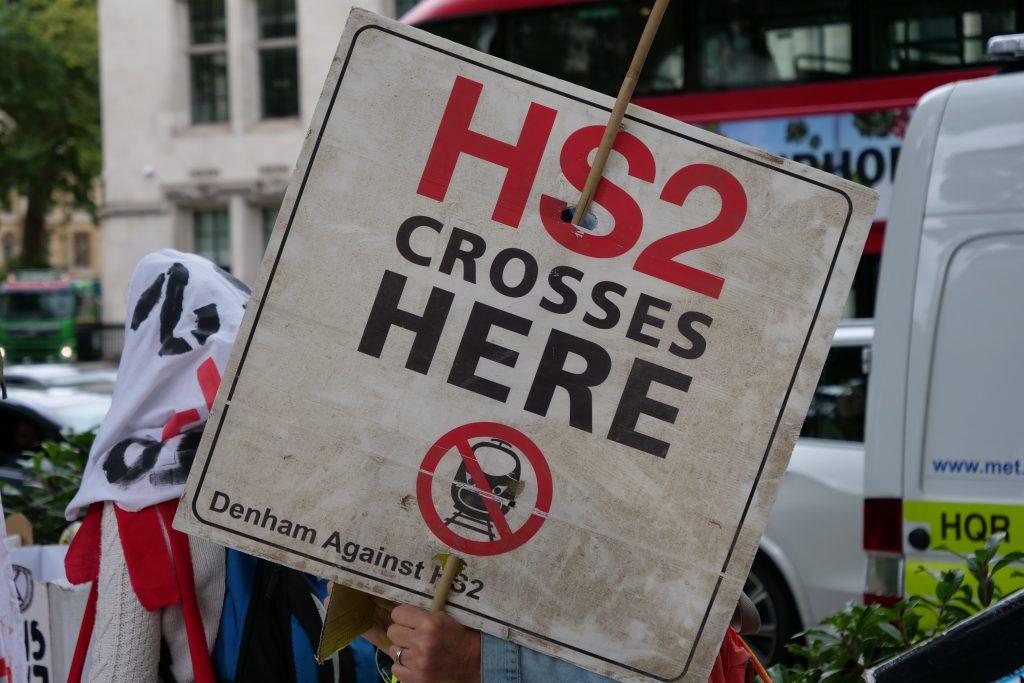 HS2 Complaints via pexels Ethan Wilkinson