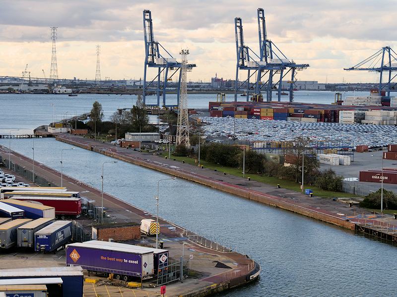 tilbury © Copyright David Dixon and licensed for reuse under Creative Commons Licence.
