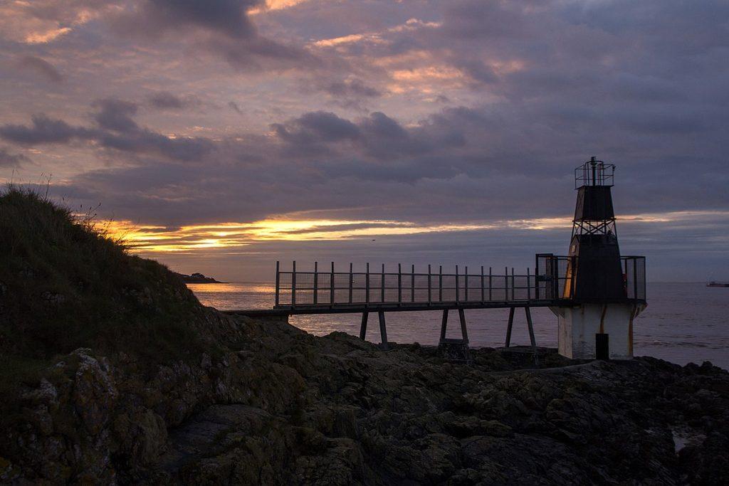 Portishead_Lighthouse Credit Alexey Komarov via Wikimedia Commons